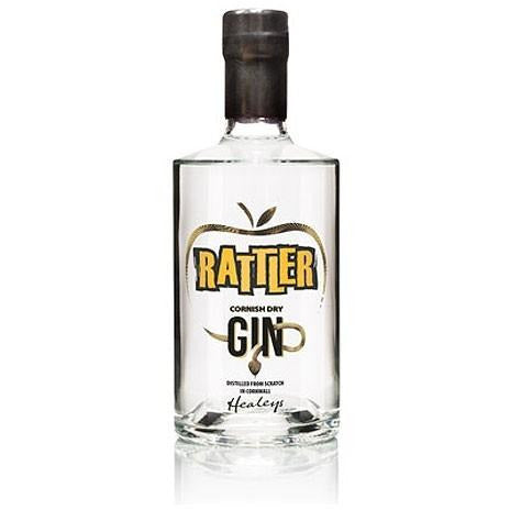 Rattler Cornish Gin - 70cl