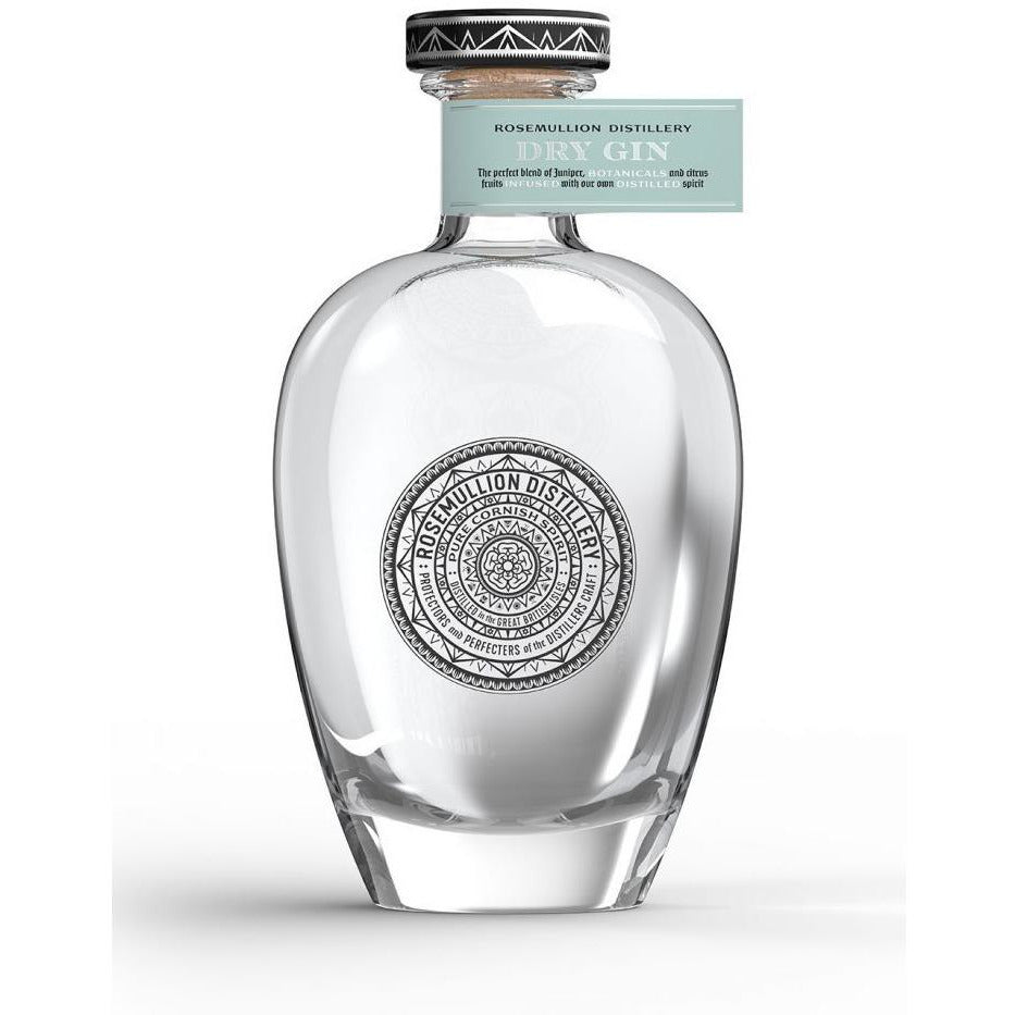 Rosemullion Dry Gin - 25cl