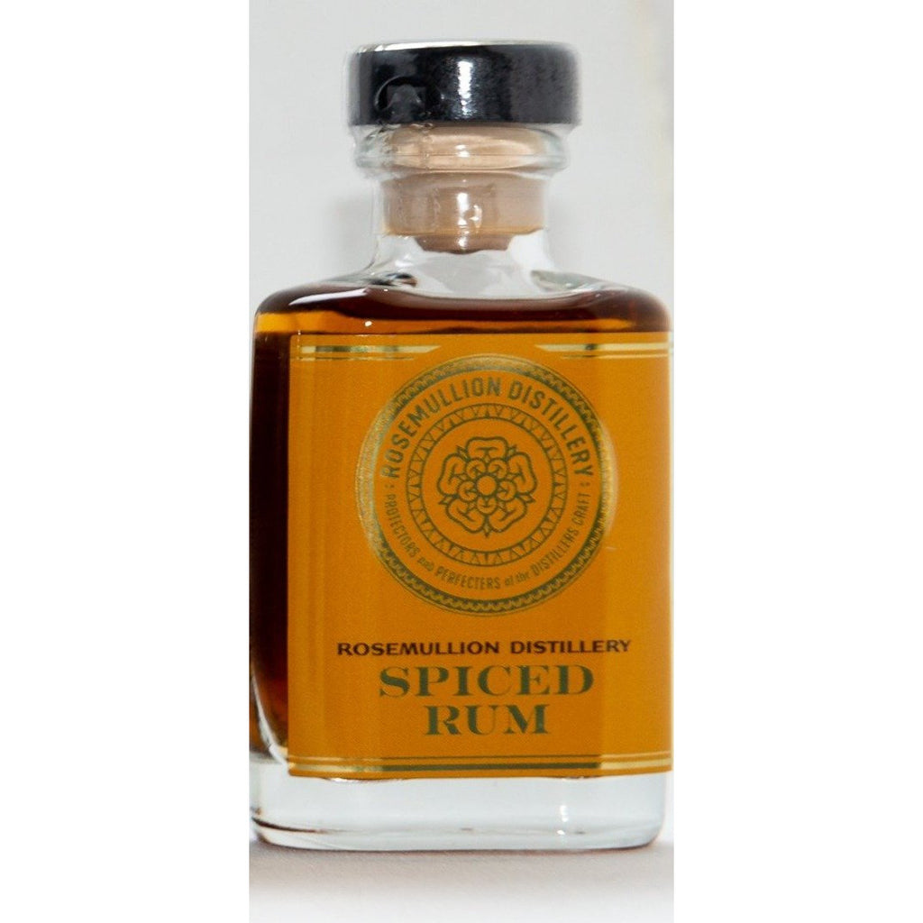 Rosemullion Spiced Rum Miniature - 5cl