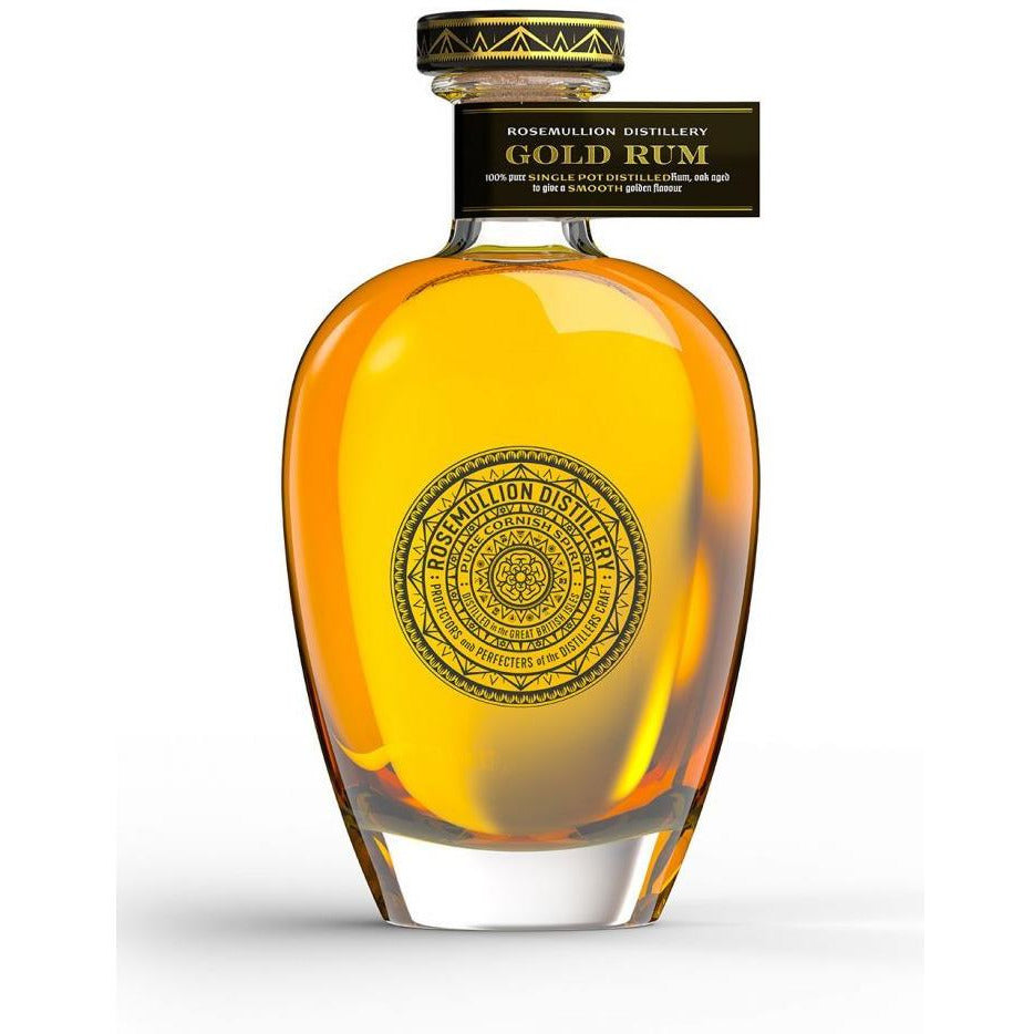 Rosemullion Gold Rum - 70cl