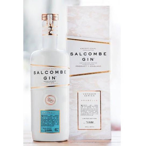 Salcombe Gin Voyager Series 'Arabella' Limited Edition - 50cl