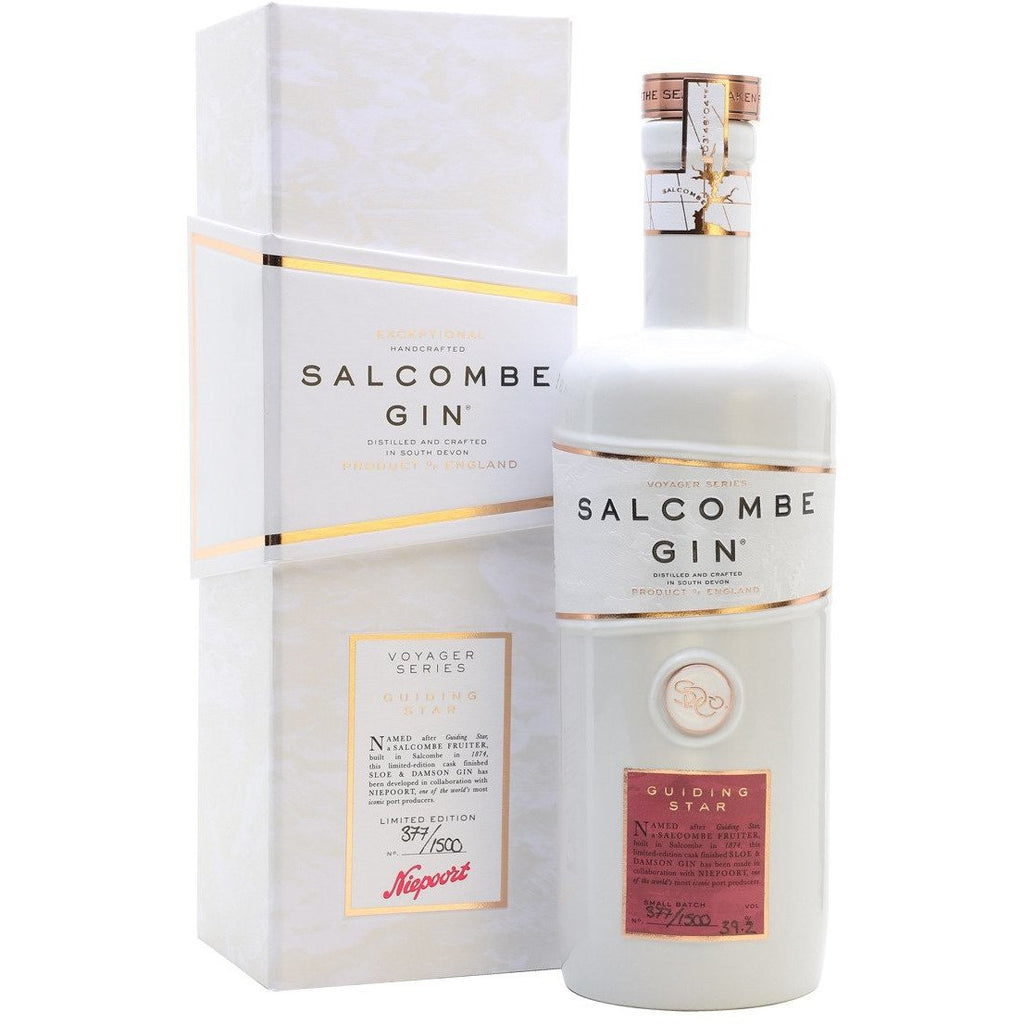 Salcombe Gin Voyager Series 'Guiding Star' Limited Edition - 50cl