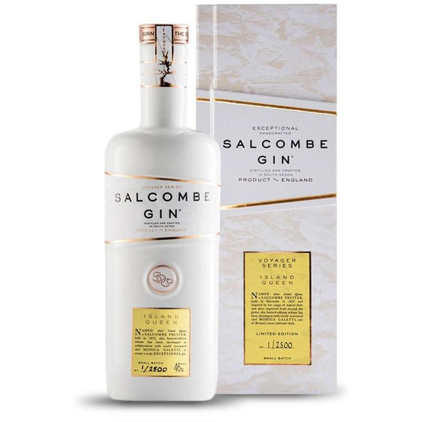 Salcombe Gin Voyager Series 'Island Queen' Limited Edition - 50cl