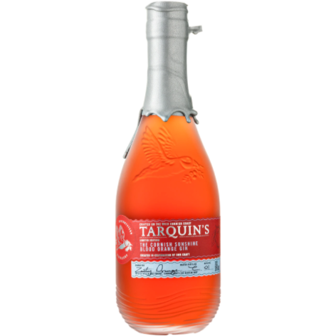 Tarquin's Cornish Summer - Blood Orange Limited Edition Gin - 70cl