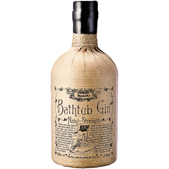 Bathtub Navy Gin - 70cl
