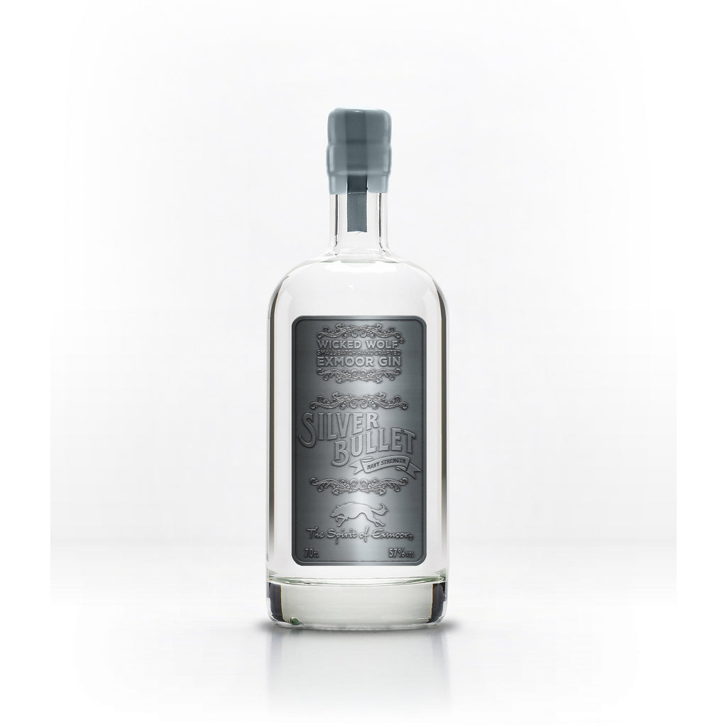 Silver Bullet Navy Strength Gin - 70cl