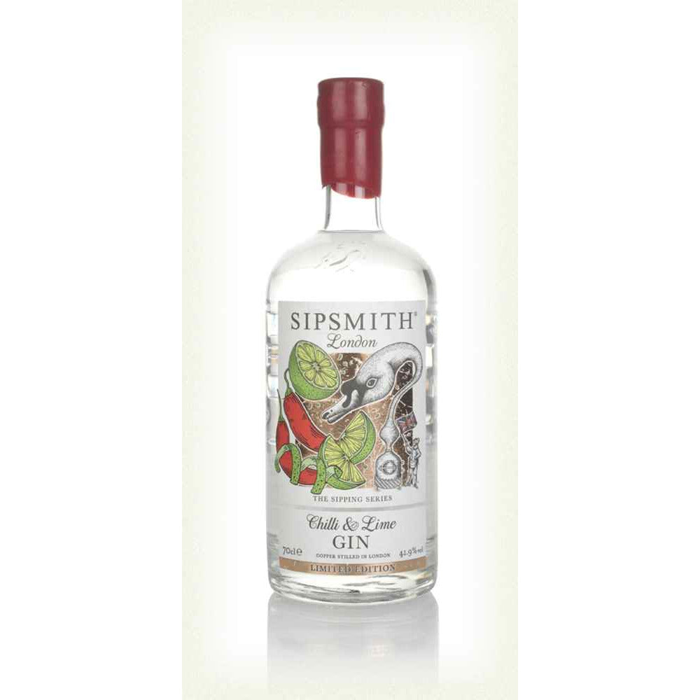 Sipsmith Chilli & Lime Gin - 70cl