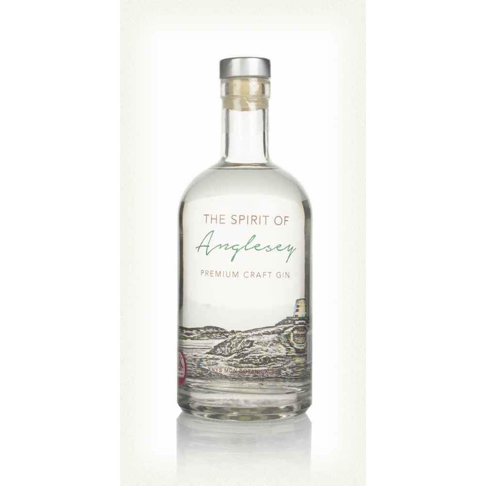 Spirit of Anglesey Gin - 70cl