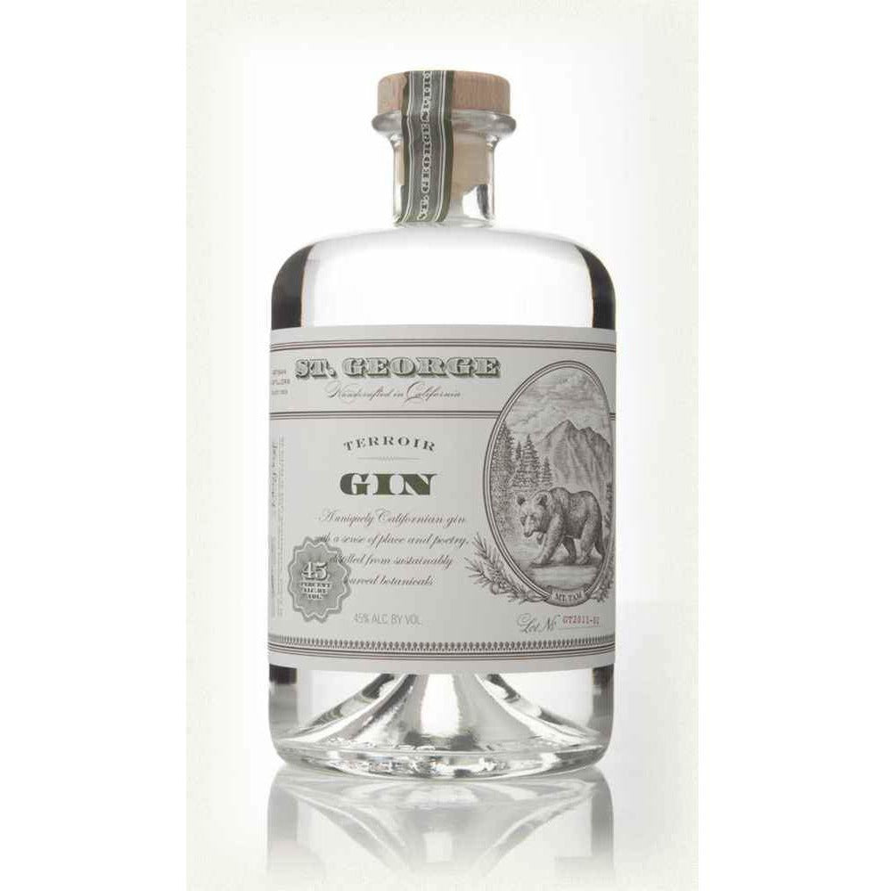 St. George Terroir Gin - 70cl