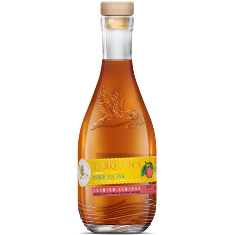 Tarquin's Cornish Summer Peach Ice Tea Gin Liqueur - 50cl