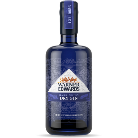 Warner Edwards Harrington Dry Gin - 70cl