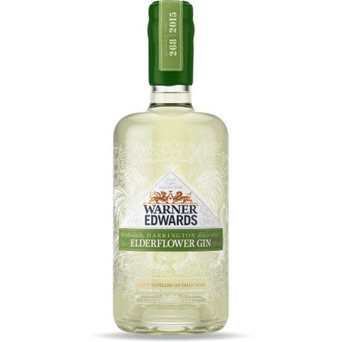 Warner Edwards Elderflower Gin - 70cl