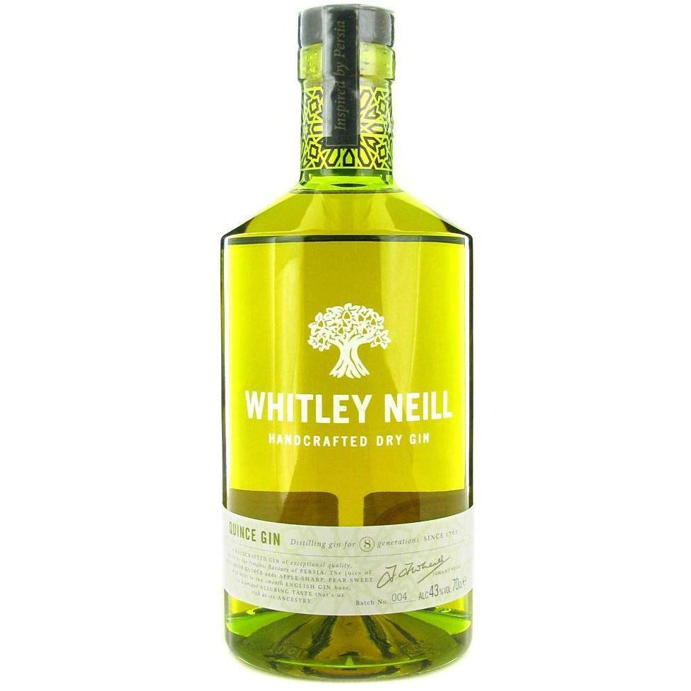 Whitley Neill Quince Gin - 70cl