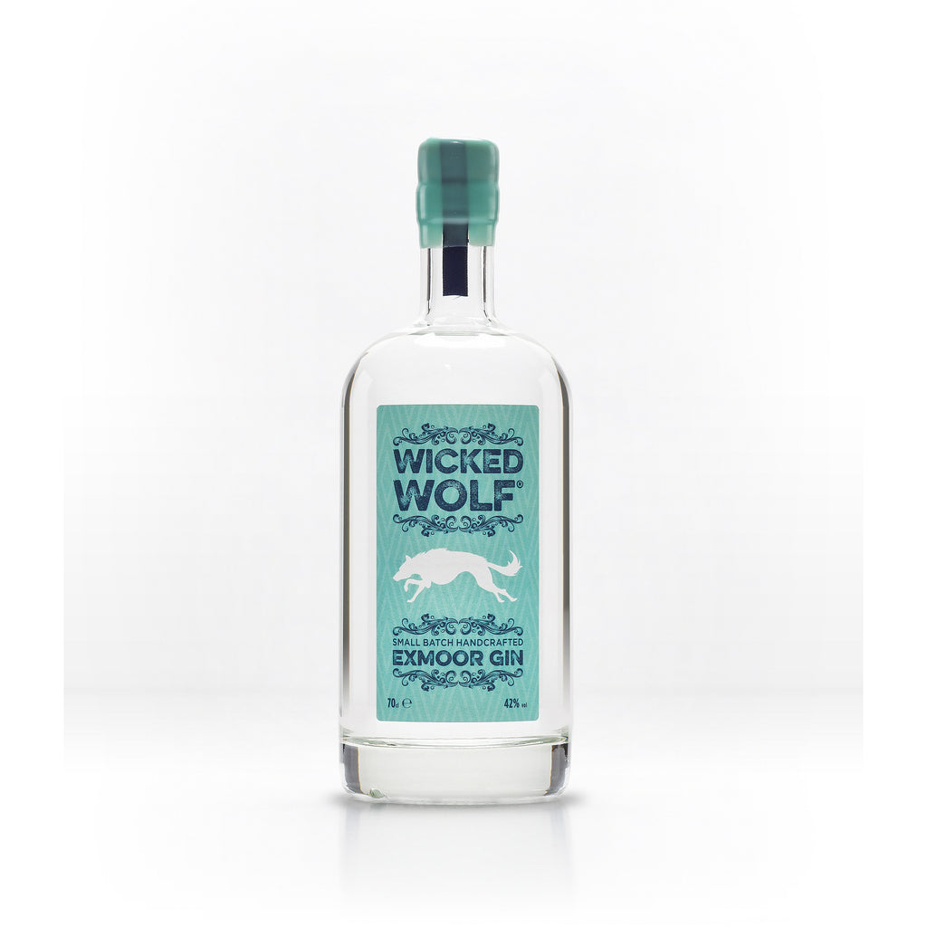 Wicked Wolf Gin - 70cl