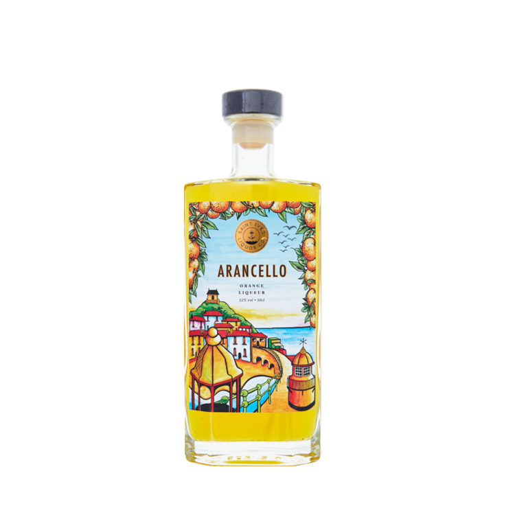 St. Ives Arancello - 50cl