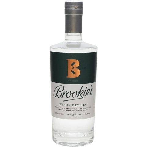 Brookies Byron Dry Gin - 70cl