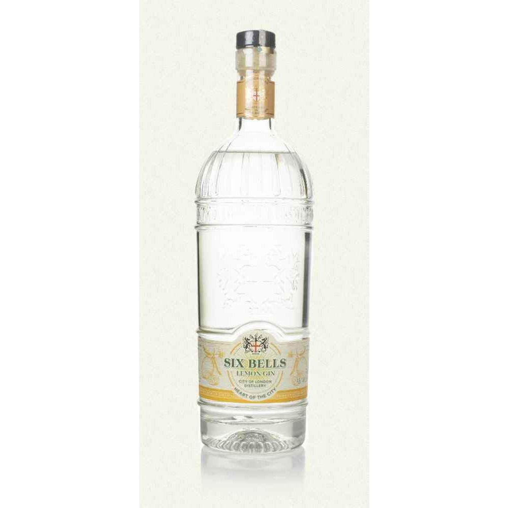 City of London Six Bells Lemon Gin  - 70cl
