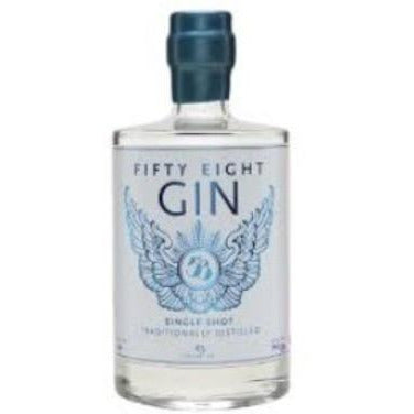 Fifty Eight Gin - 50cl