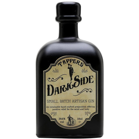 Tappers Darkside Gin - 50cl