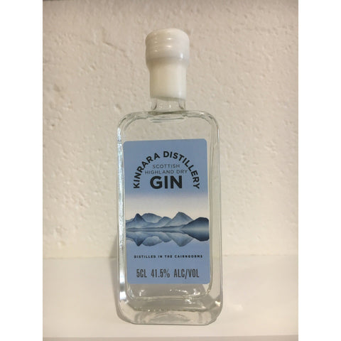 Kinrara Scottish Highland Gin Miniature - 5cl