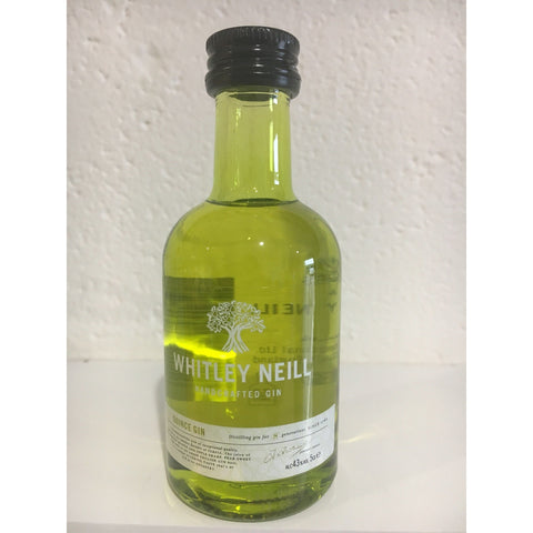 Whitley Neill Quince Gin Miniature - 5cl