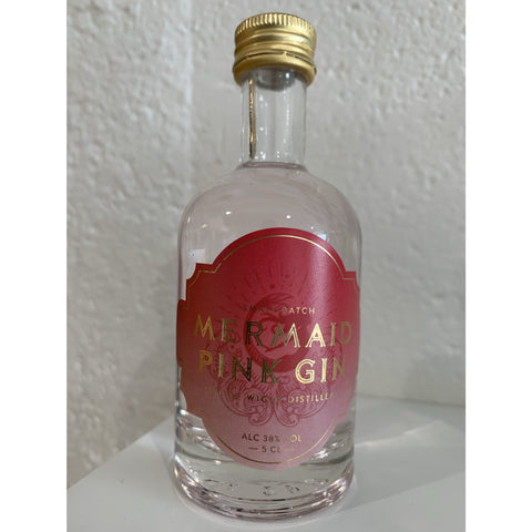 Wight Mermaids Pink Miniature - 5cl
