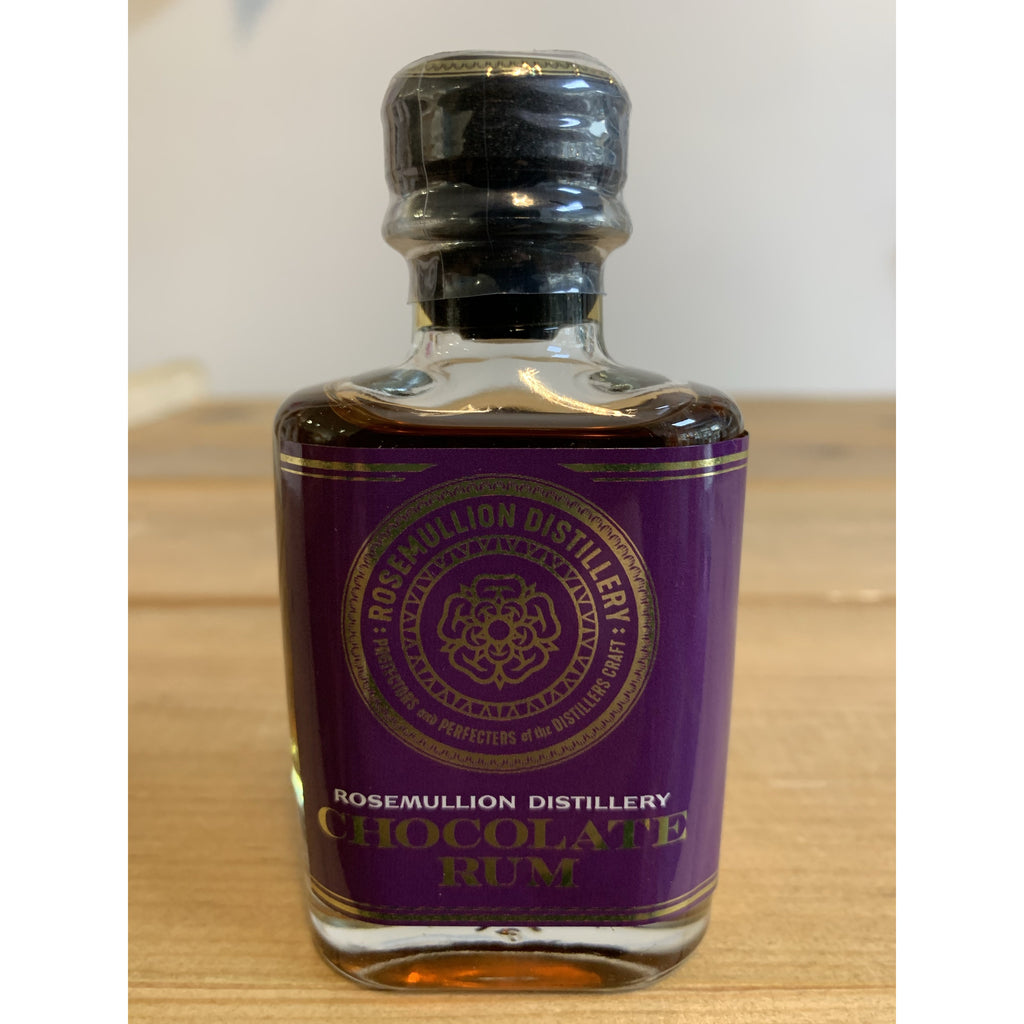 Rosemullion Chocolate Rum Miniature - 5cl