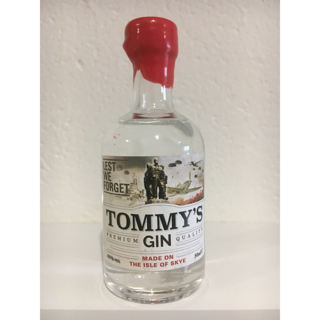 Tommy's Gin Miniature - 5cl