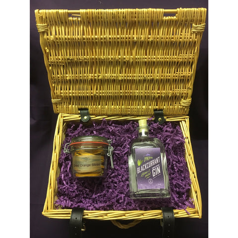 Jynerva Cornish Blackcurrant Gin Hamper