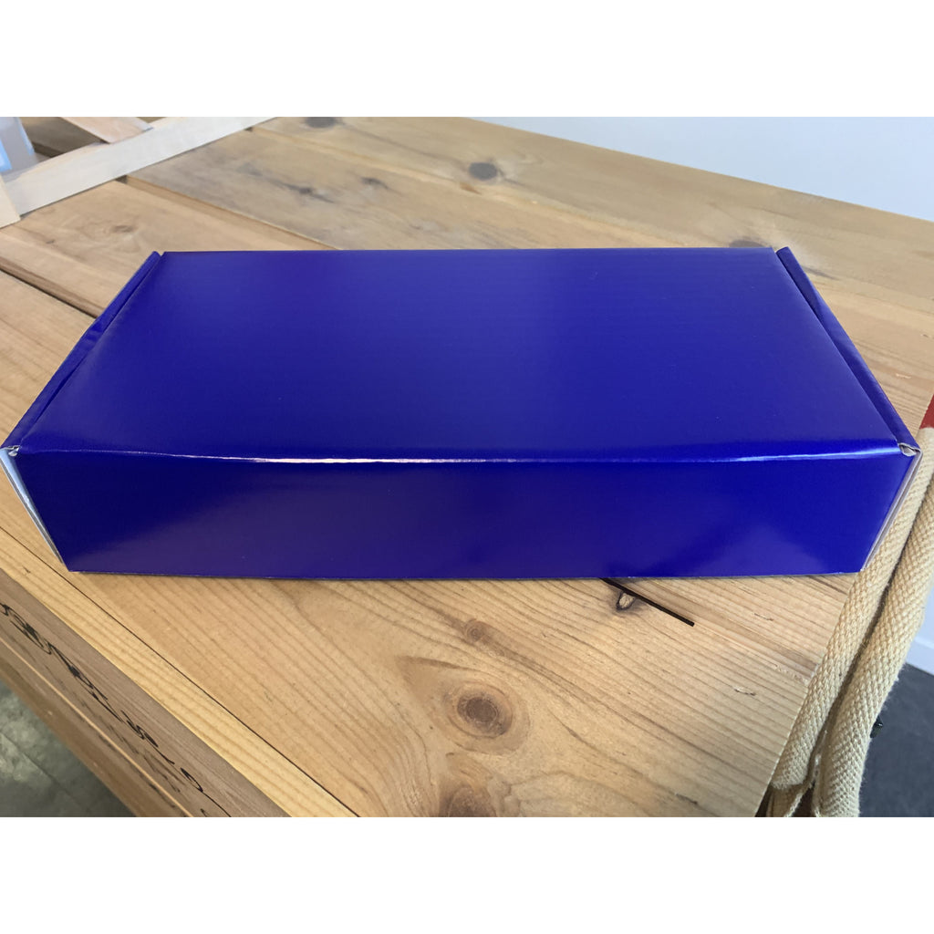 Large Blue 5cl collection box