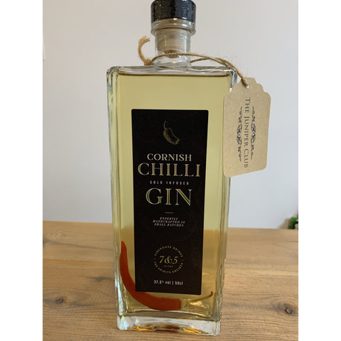 Cornish Chilli Gin - 50cl
