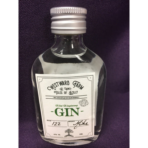 Westward Farm Wild Wingletang Gin Miniature - 5cl