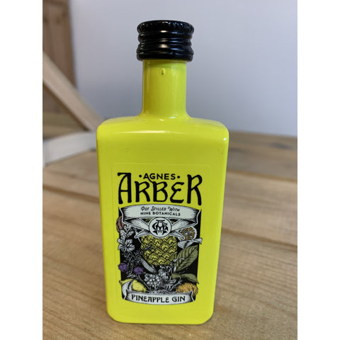Agnes Arber Pineapple Gin Miniature - 5cl