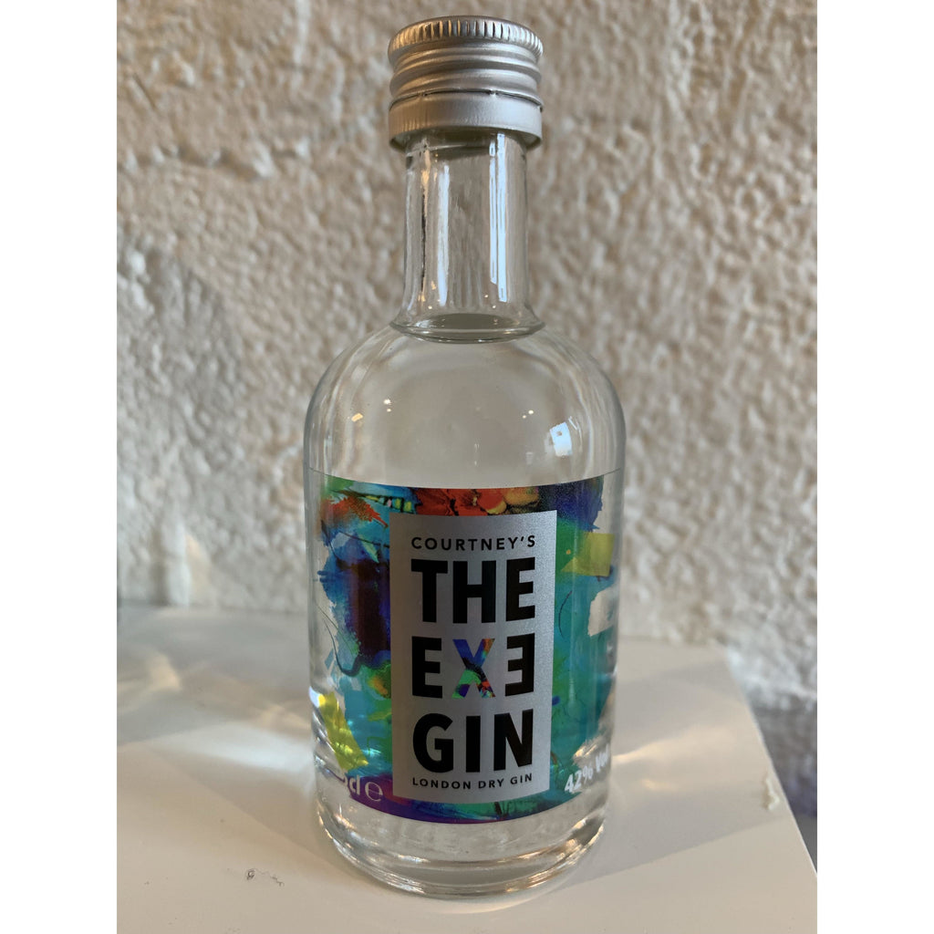 The EXE Gin Miniature - 5cl