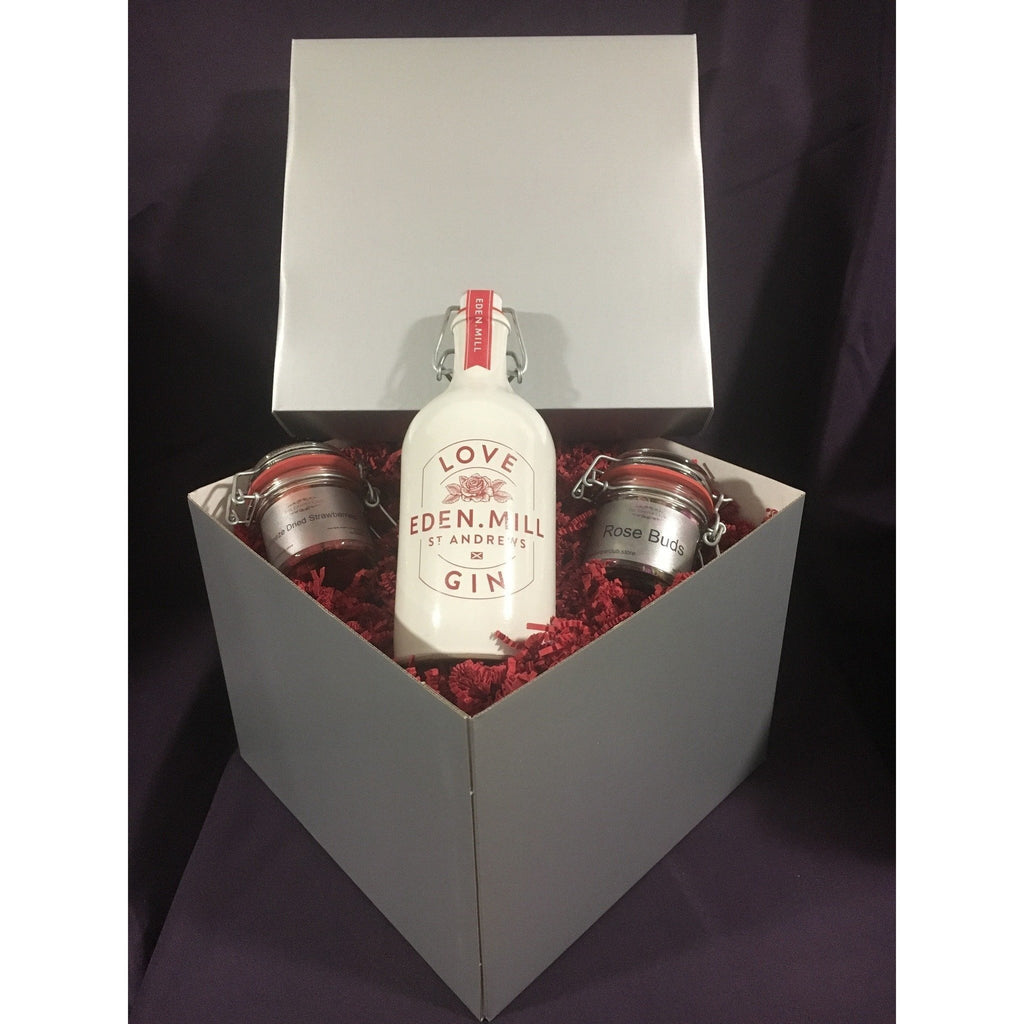 Love Gin & Garnishes Gift Box