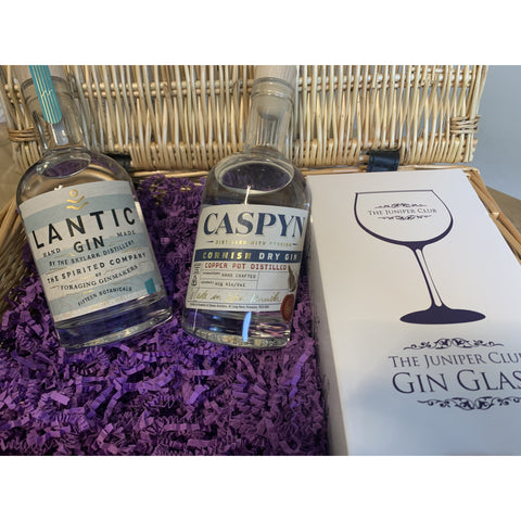 Cornish Gin Hamper