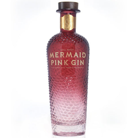 Wight Mermaids Pink Gin - 70cl