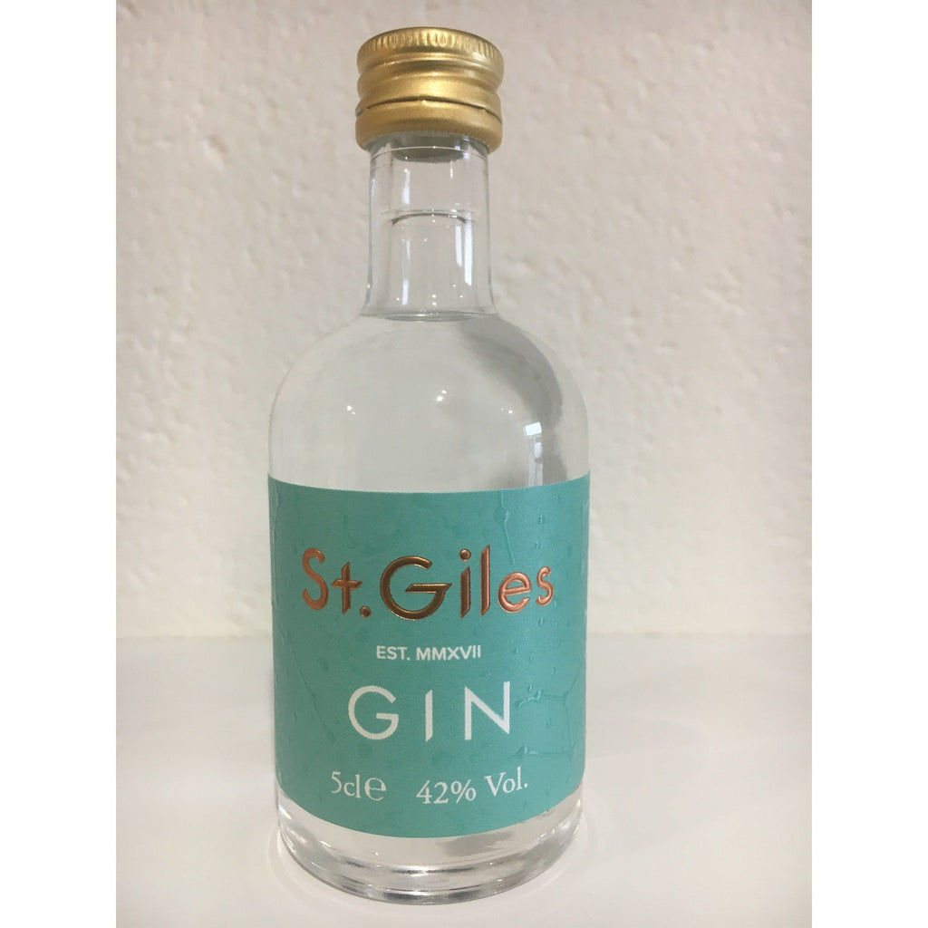St. Giles Gin Miniature - 5cl