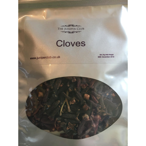 Cloves - Gin Garnish Pouch