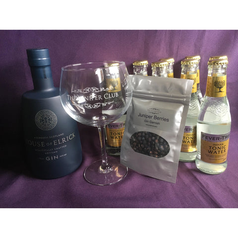 House of Elrick Gin Gift Box