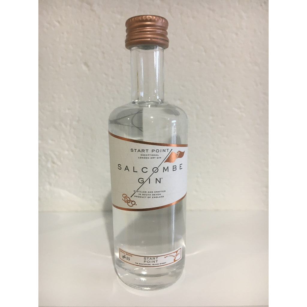 Salcombe Gin Miniature - 5cl