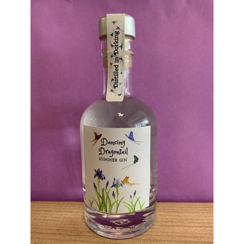 Dancing Dragontail Summer Gin Miniature - 10cl