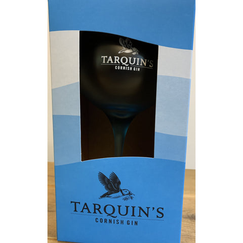 Boxed Single Tarquin's Blue COPA Gin & Tonic Glass