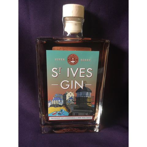 St. Ives Super Berry Gin - 35cl