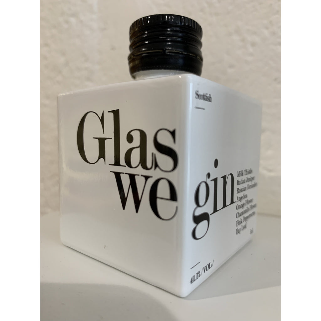 Glaswegin Gin Miniature - 5cl