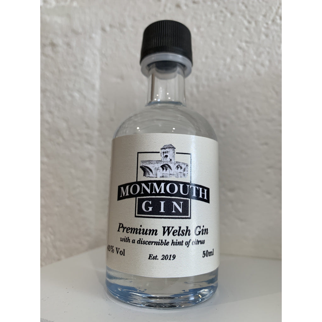 Monmouth Gin Miniature - 5cl