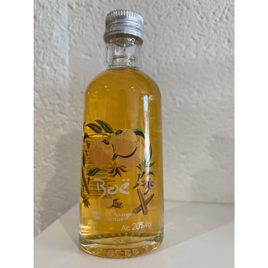 Boe Spiced Orange Gin Liqueur Miniature - 5cl