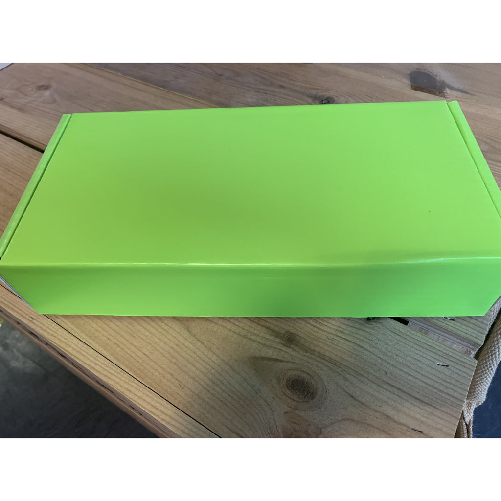 Large Lime Green 5cl Gins collection box