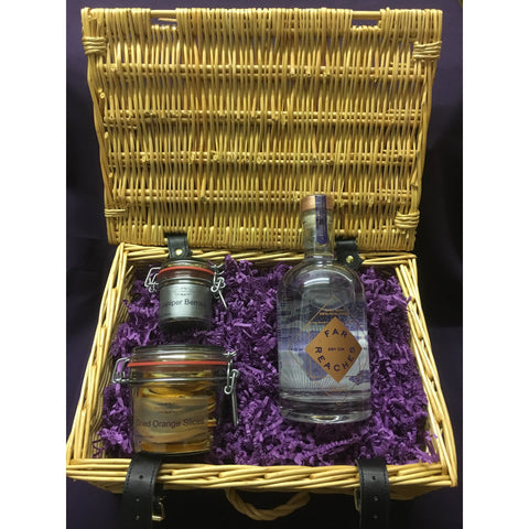 Far Reaches Gin Hamper