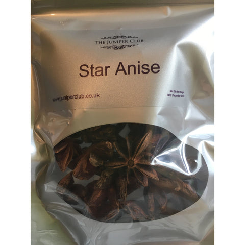 Star Anise - Gin Garnish Pouch